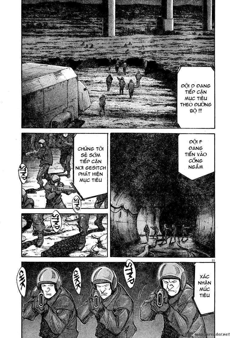 Pluto chapter 46 trang 13