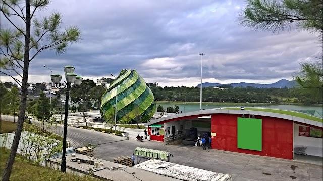 Những công trình kiến trúc mới ở thành phố Đà Lạt