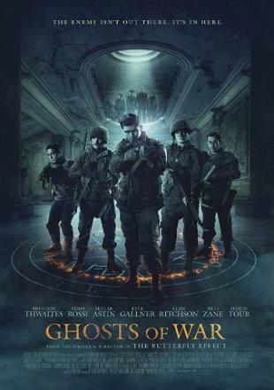 Ghosts Of War 2020 HDRip 720p Dual Audio In Hindi English