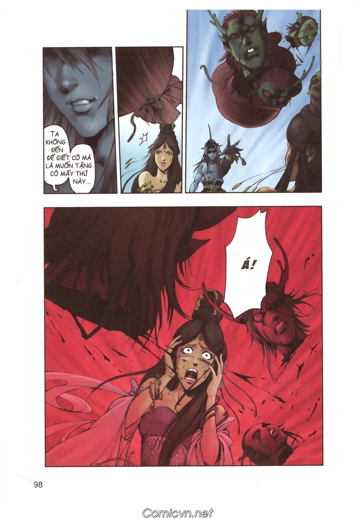Tây Du Ký màu - Chapter 112 - Pic 19