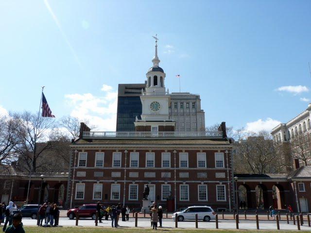 Independence Hall , Filadelfia