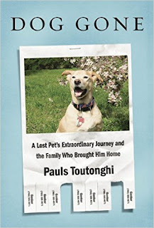 Dog Gone: A Lost Pet's Extraordinary Journey and the Family Who Brought Him Home book cover