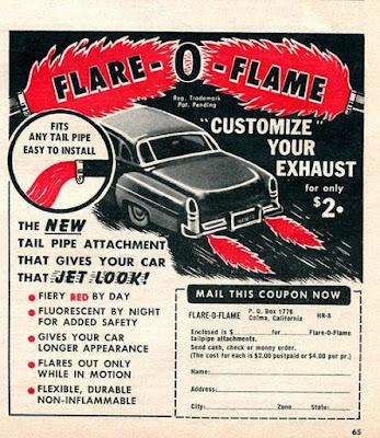 Flare-O-Flame