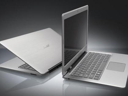 Aspire S3, Laptop Andalanku