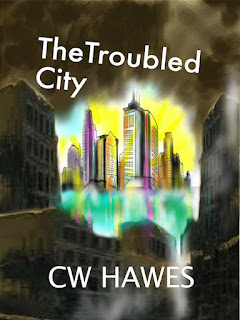 https://www.amazon.com/Troubled-City-Post-Apocalyptic-Steam-Powered-Rocheport-ebook/dp/B015RMGK3G/ref=sr_1_1?s=digital-text&ie=UTF8&qid=1465752566&sr=1-1&keywords=the+troubled+city+Cw+Hawes