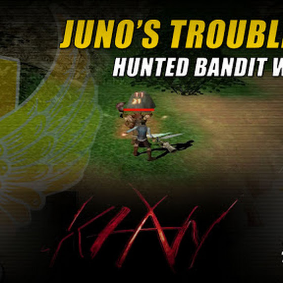 Khan Online (STEAM ) ★ Juno's Troublesome ★ Hunted Bandit Warriors