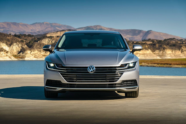 Featured, Galleries, New Cars, USA, VW, VW Arteon