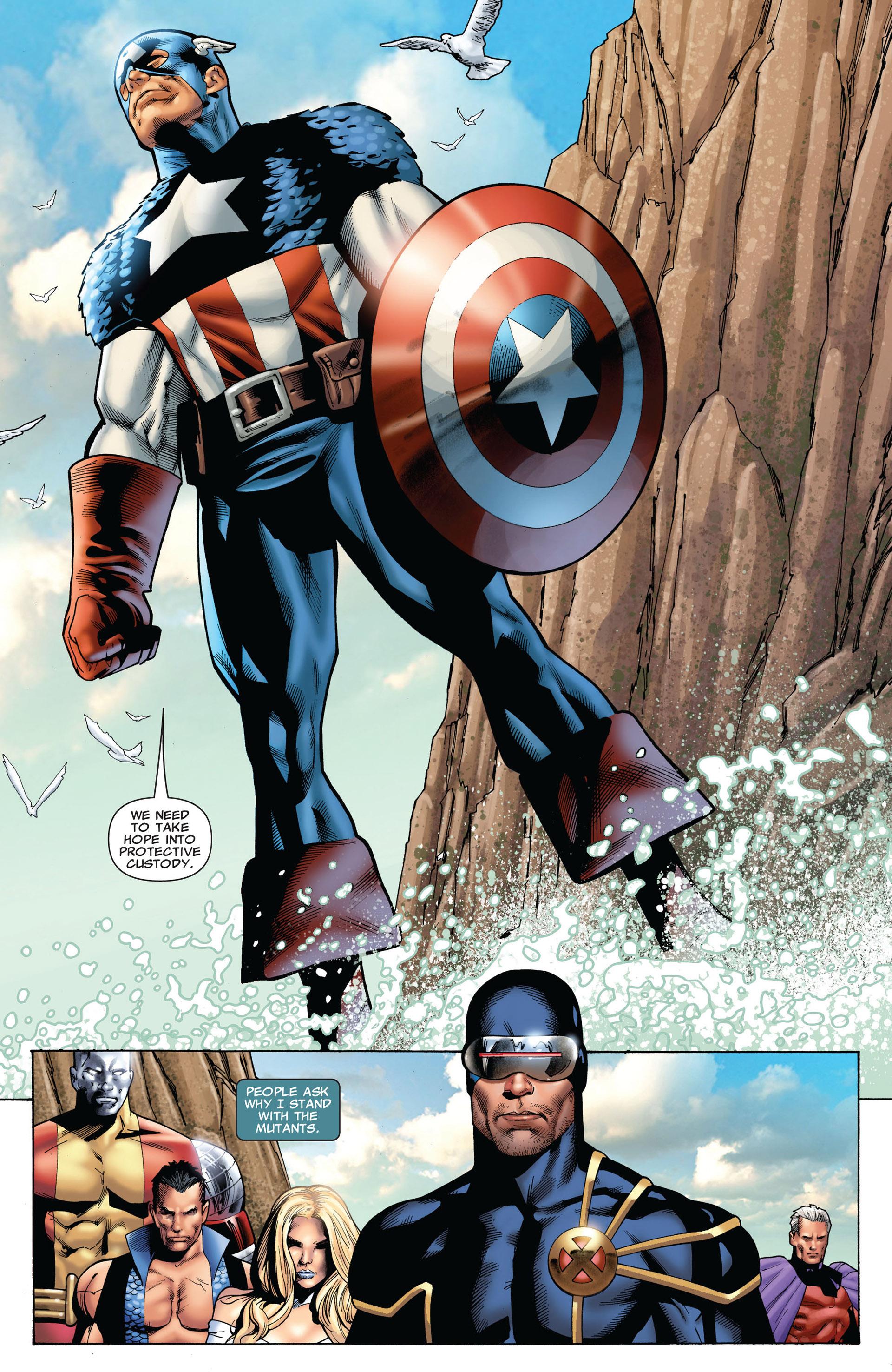 Read online Uncanny X-Men (2012) comic -  Issue #11 - 7