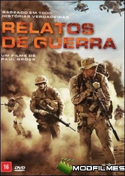 Capa do Filme Relatos de Guerra