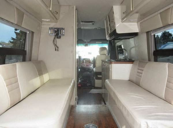 Used Rvs 2006 Mercedes Benz Vista Cruiser Class B For Sale
