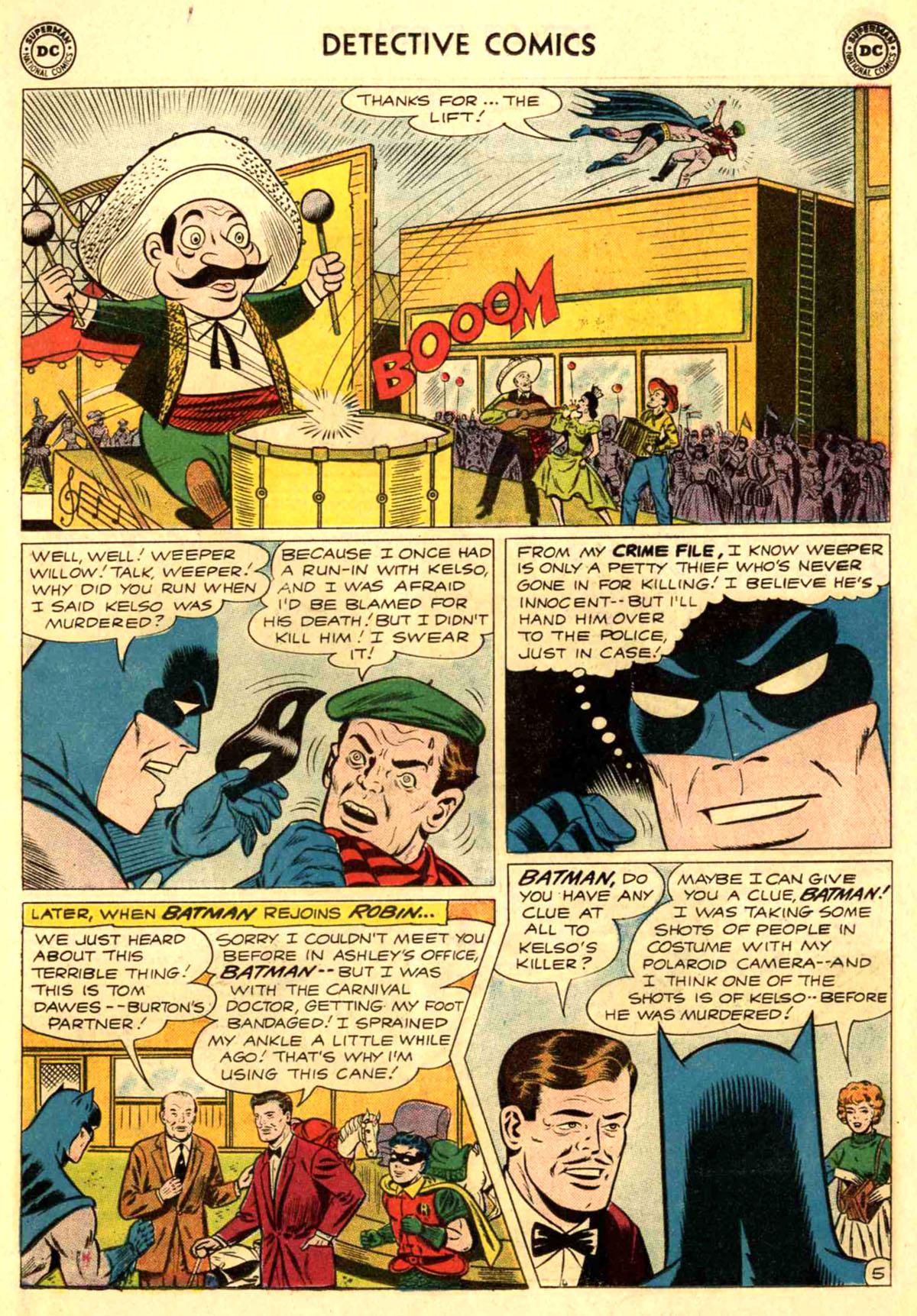 Detective Comics (1937) 309 Page 6