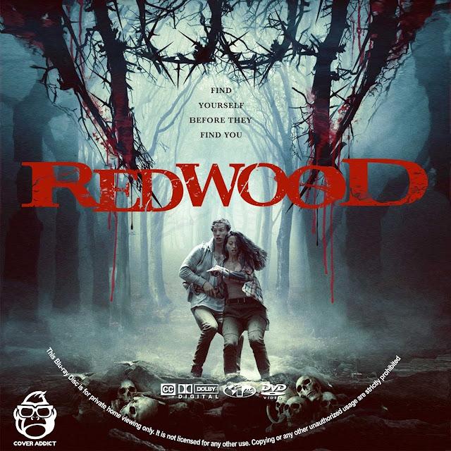 Redwood DVD Label