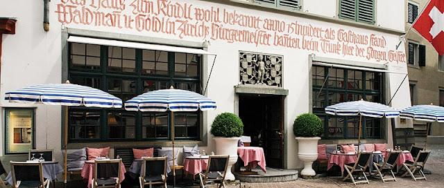 Kindli em Zurique