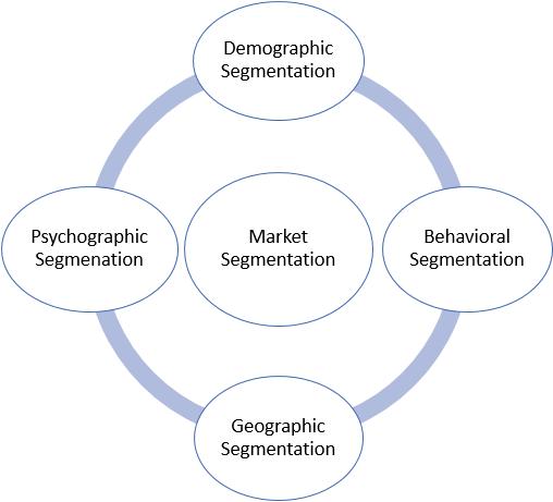 Market segmentation: definition, types, examples