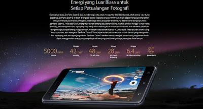 Zenfone Zoom S edisi Rose Gold untuk Smartphone Photography & Lifestyle yang Maksimal