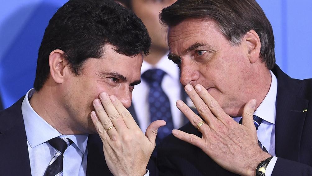 Un video de una reunión de gabinete complica aún más a Bolsonaro