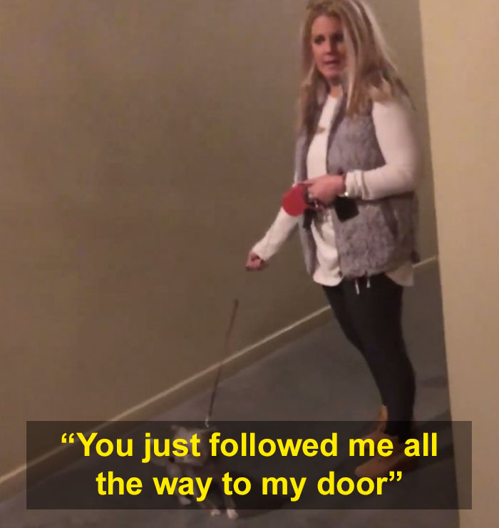Racist Woman Learned Her Lesson Well When She Tried To Prevent Man From Entering His Luxury Apartment