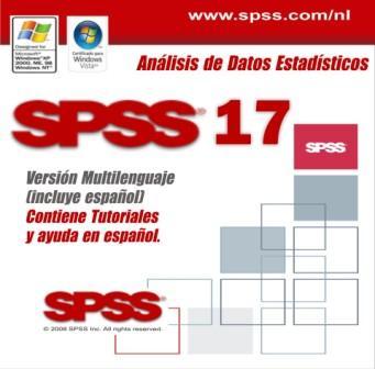 spss statistics 17.0 gratuit