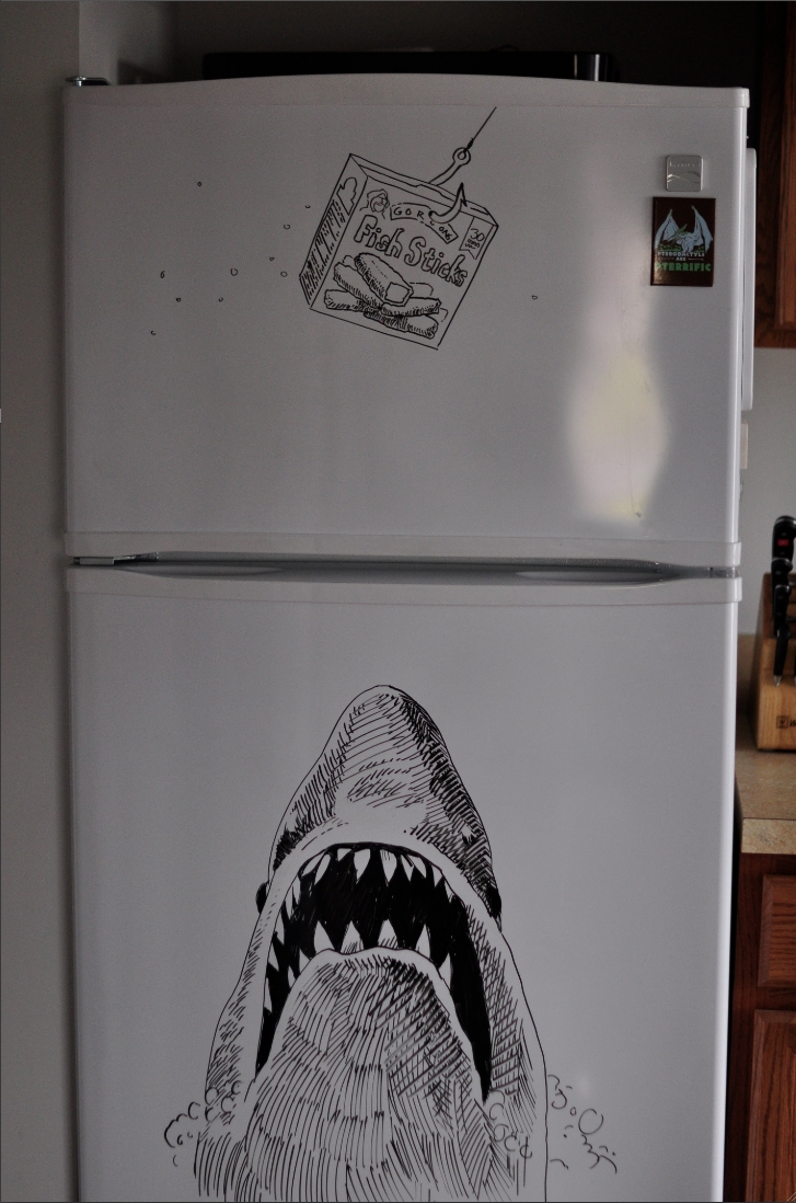 06-Jaws-Charlie-Layton-Freezer-Door-Drawings-and-Illustrations-www-designstack-co