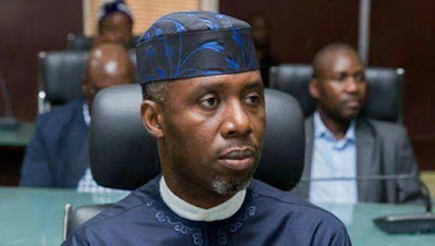 Okorocha's Son-in-law Storms Abuja, Battles Oshiomhole