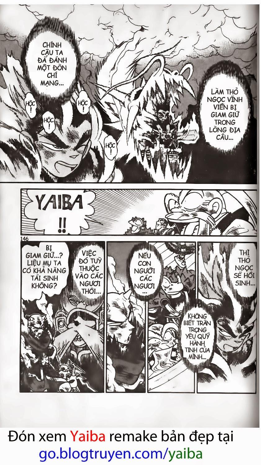 Yaiba chap 163 trang 11