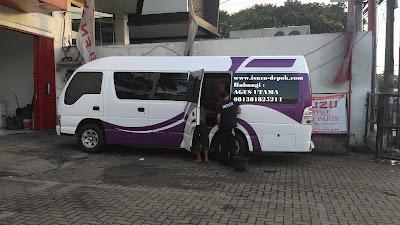 Harga Isuzu ELF Microbus / Mikrobus