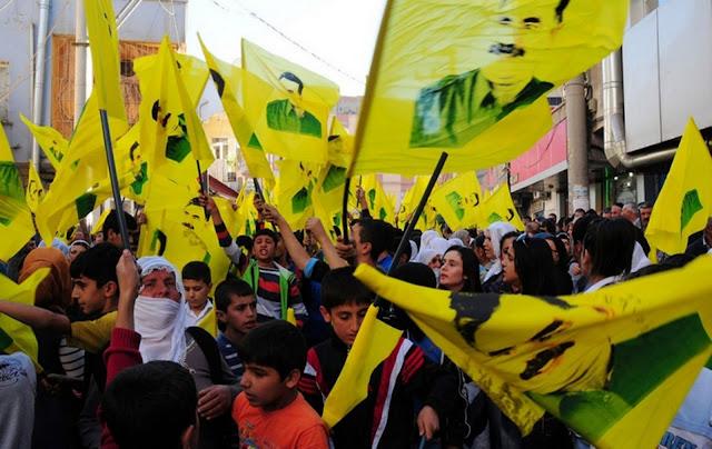 Κίνδυνος - θάνατος για την Τουρκία η ίδρυση κράτους Κουρδιστάν