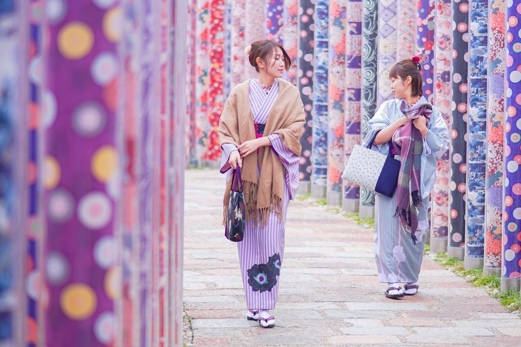 Kimono Forest