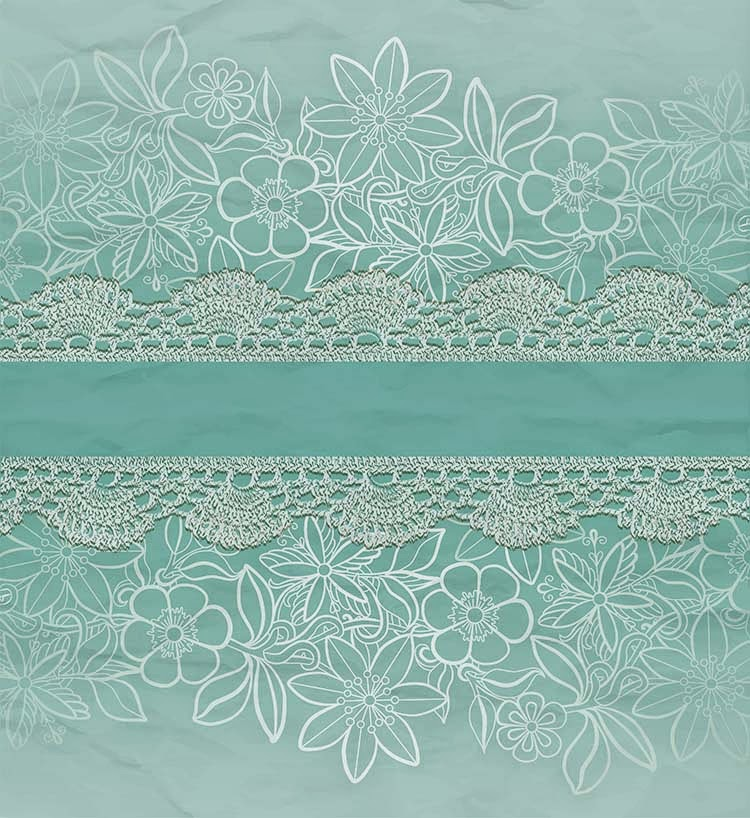 Lace Wedding Invitation as nice invitations template