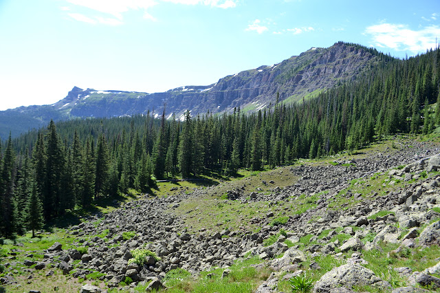 Lost Lakes Peaks
