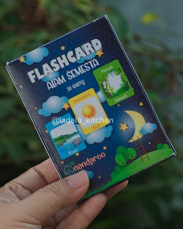 Flash Card Alam Semesta