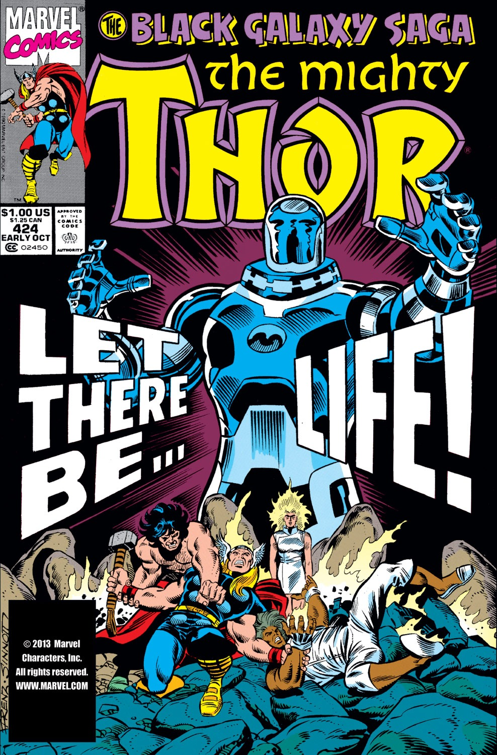 Thor (1966) 424 Page 1