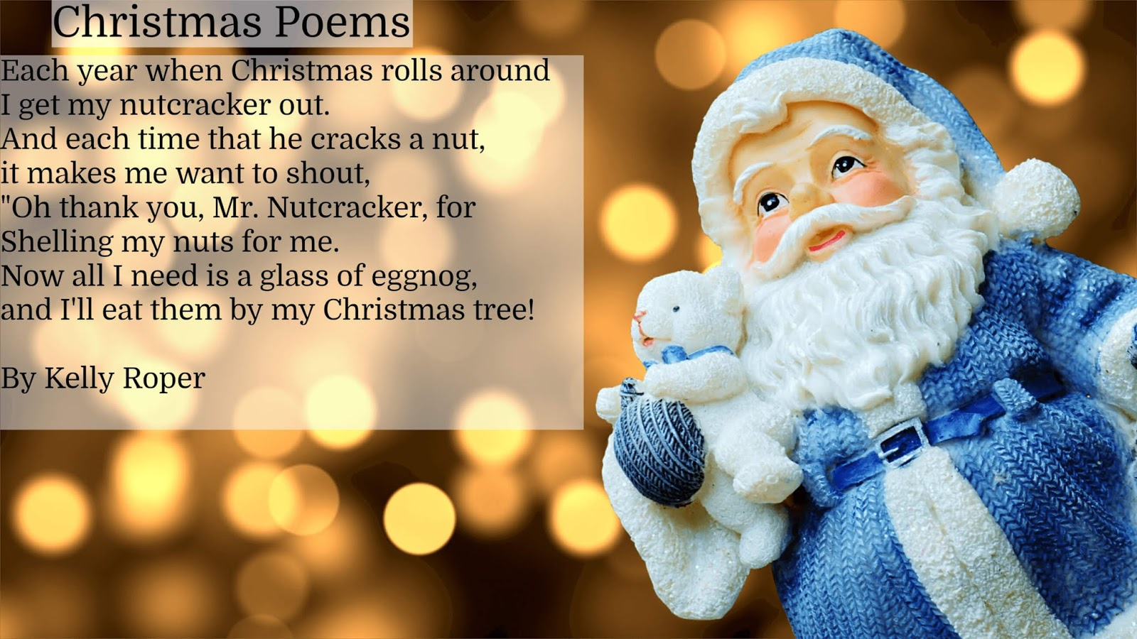 30 Unique Best Christmas Poems New Christmas Greetings