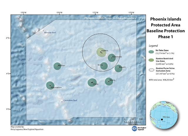 Phoenix Islands Blog