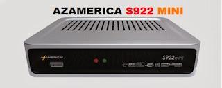 Colocar CS azamerica s922 mini hd atualiza%25C3%25A7%25C3%25A3o 2014 S922 Mini CS   Atualização Correta comprar cs