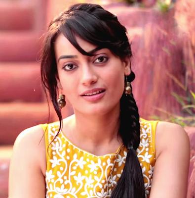 Surbhi Jyoti Pemeran Utama Sinetron Zoya Indosiar