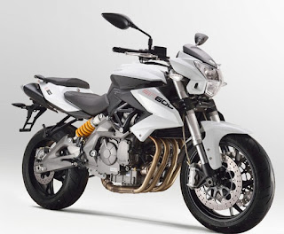 naked bike, 600 cc, 4-inline