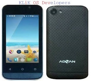 cara flashing advan s3d