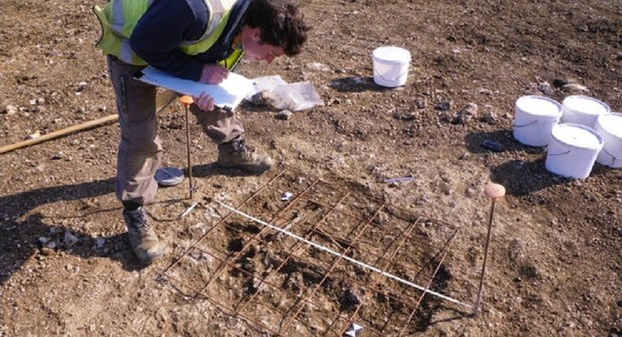 Iron Age settlement unearthed at building site