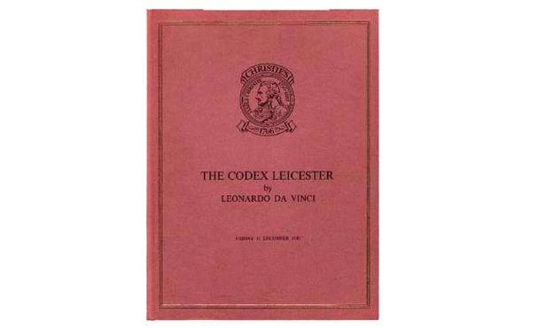 مخطوطة ليستر - The Codex Leicester