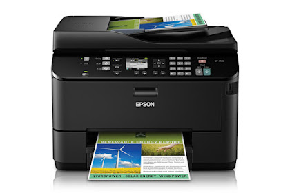Download Epson WorkForce Pro WP-4530 Drivers