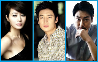 Kim Hye Soo, Lee Je Hoon and Jo Jin Woong