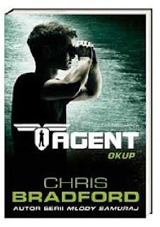 Agent. Okup - Chris Bradford