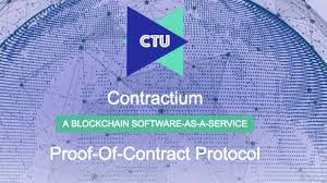 Contractium ICO Review, Cryptocurrenc, Blockchain