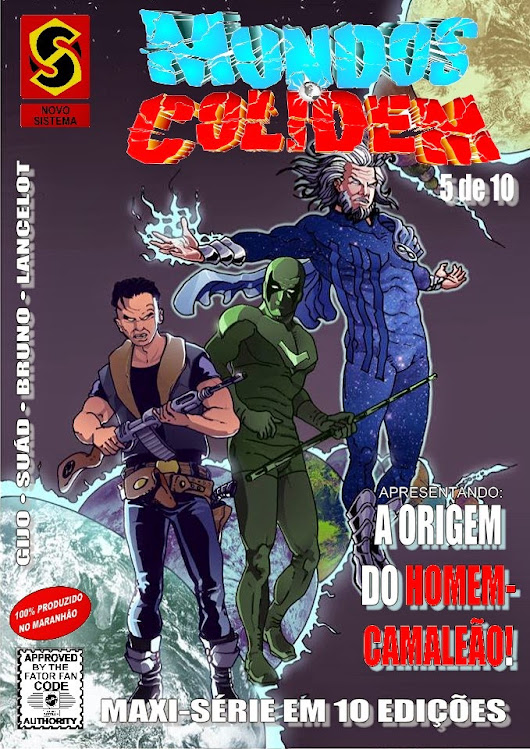 DOWNLOAD: MUNDOS COLIDEM #5