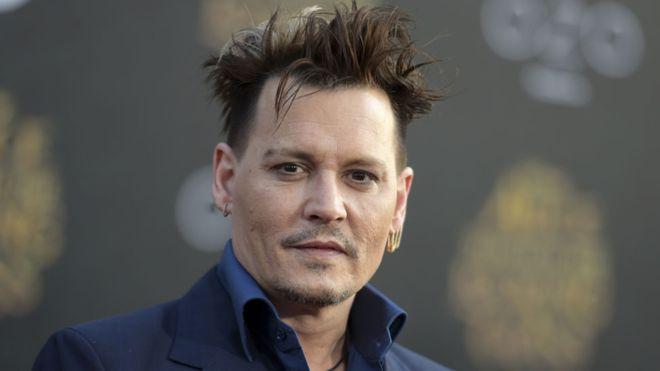 Johnny Depp set for Fantastic Beasts role