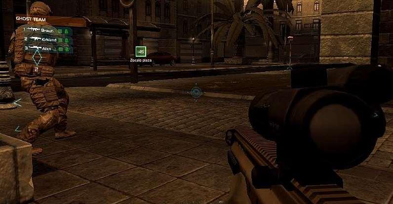Ghost Recon Advanced Warfighter PC Full Español