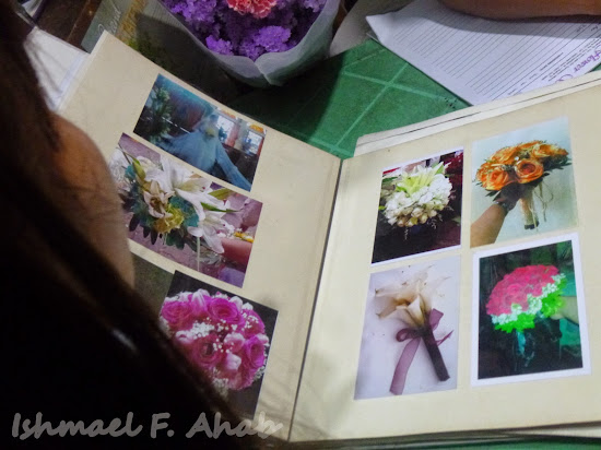 Flower catalogue in Dangwa