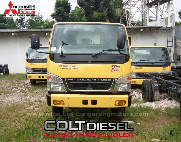 Mitsubishi Fuso Colt Diesel Tangerang