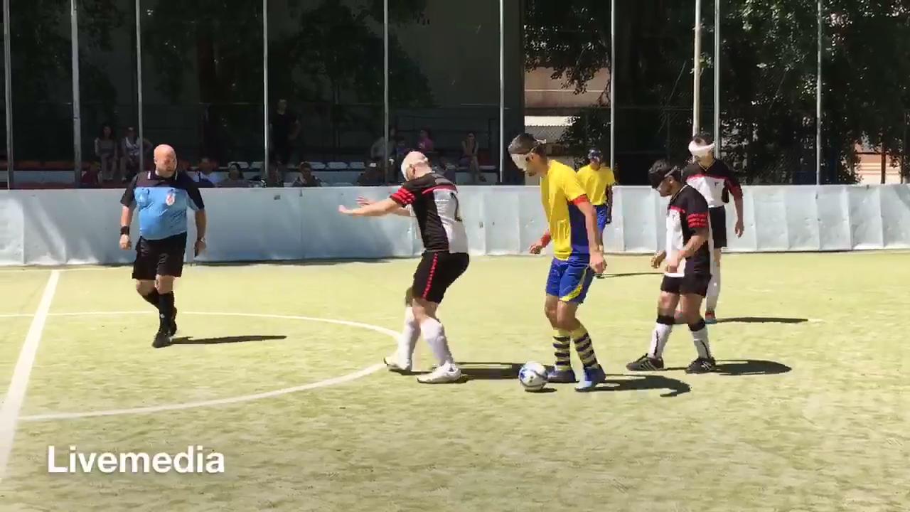 Ο Πυρσός Θεσσαλονίκης αναδείχθηκε πρωταθλητής 2017 στο Ποδόσφαιρο 5x5 Τυφλών  (Κατ. Β1). Στο πλαίσιο της Β` φάσης που διεξήχθη στη Θεσσαλονίκη (Ε.Γ.  Μίκρας) d47f2e49b09